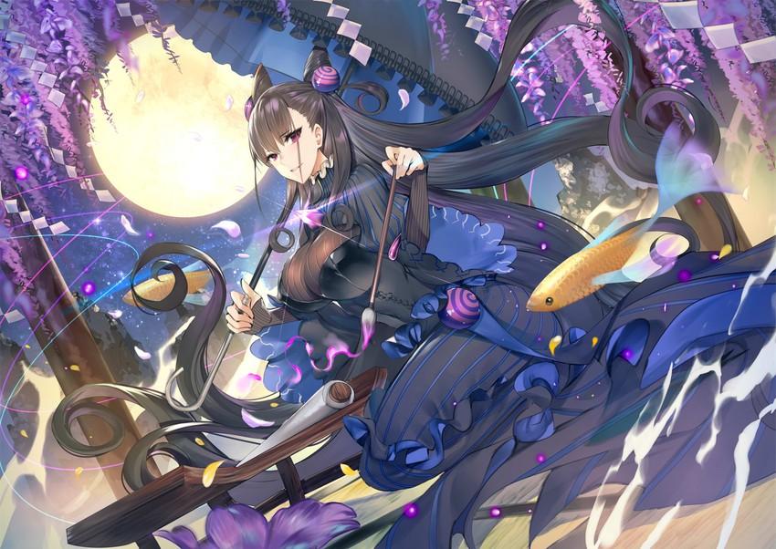 Melantha Nyx __murasaki_shikibu_fate_and_1_more_drawn_by_teddy_khanshin__sample-2d04d983e449c935a341f3b8bf1be8a6