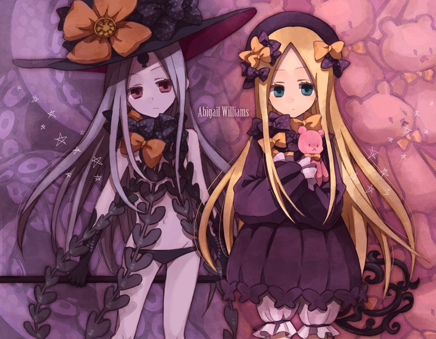 abigail williams (fate/grand order and etc) drawn by yo-cchi
