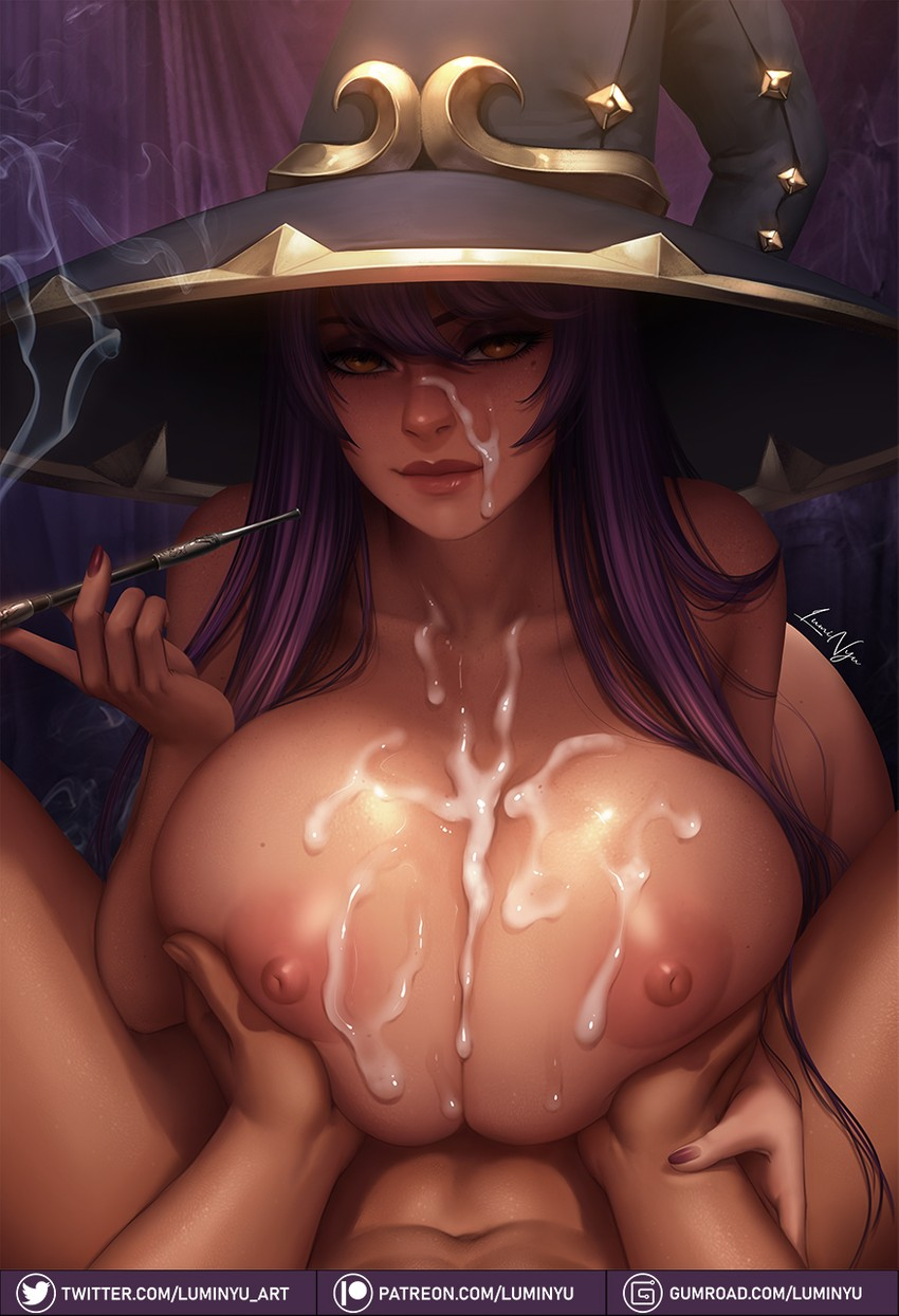 Naked Naked Anime Witches Pictures