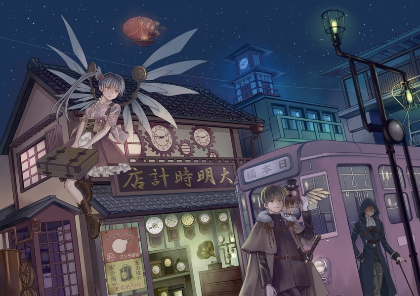 original drawn by kisshou mizuki