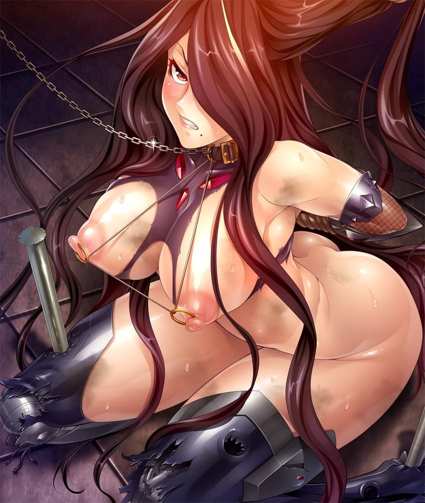 Tsunade cosplay nude