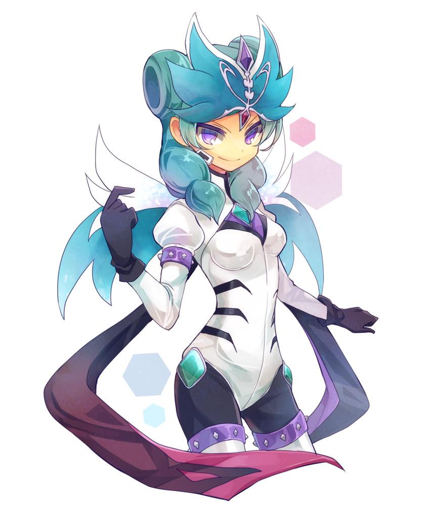 beta (inazuma eleven go chrono stone and etc) drawn by