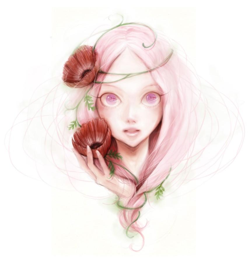 anemone (eureka seven and eureka seven (series)) drawn by yamori (stom)