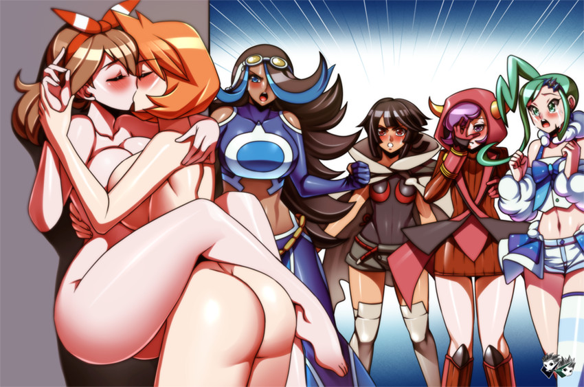 hot nude video game characters