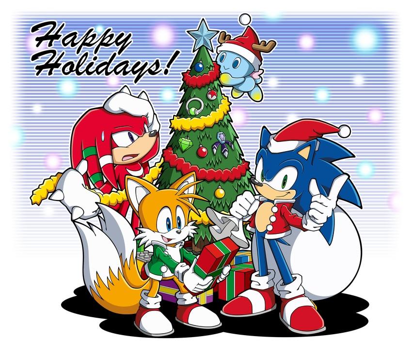 Hedgehog Christmas Ornaments