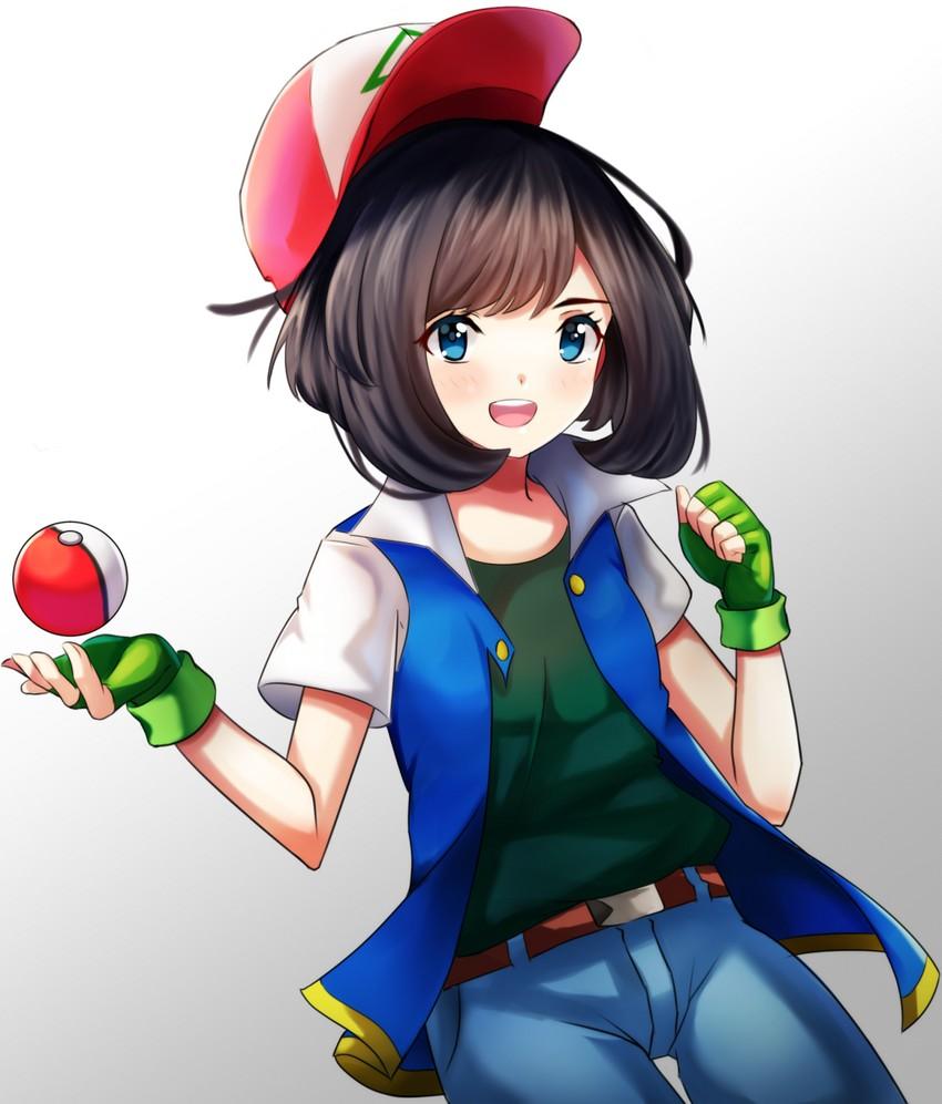 Anime picture pokemon pokemon sm nintendo mizuki (pokemon