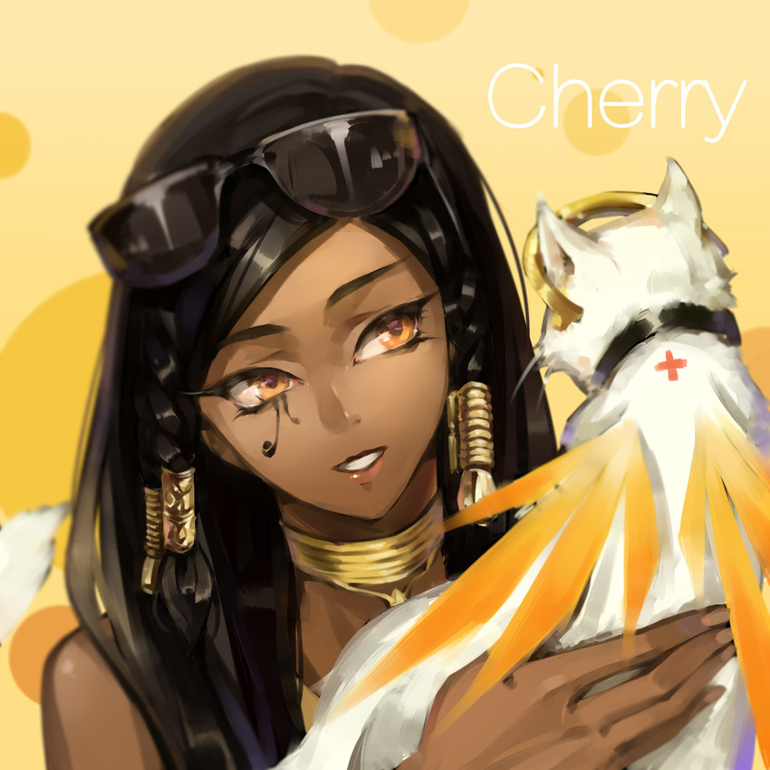 Mercy and pharah overwatch drawn by cherry 10013717 - Evageeks forum ...