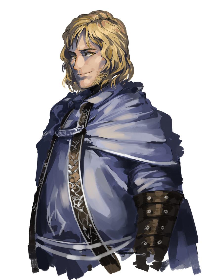 Bloodborne Alfred