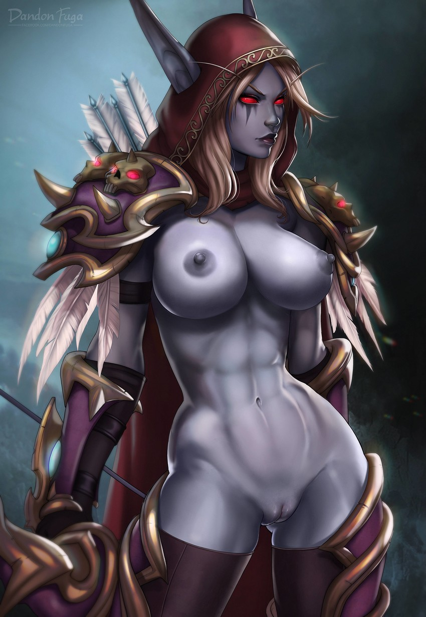 Speaking, would Nude sylvanas windrunner matchless