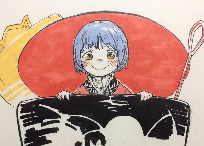 sukuna shinmyoumaru (touhou) drawn by misohagi