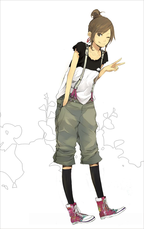 original drawn by yoshito