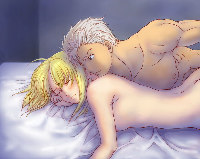 fate stay saber nude sex