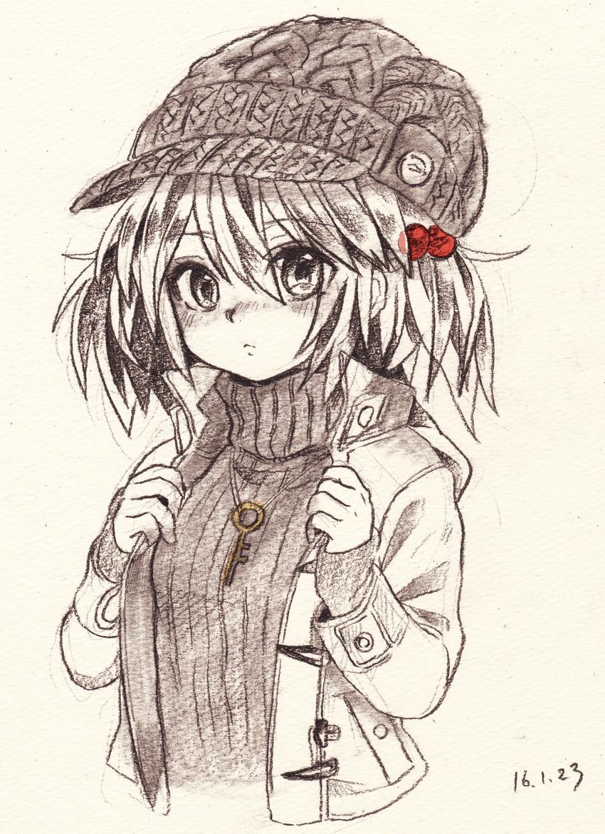 kawashiro nitori (touhou) drawn by gotoh510