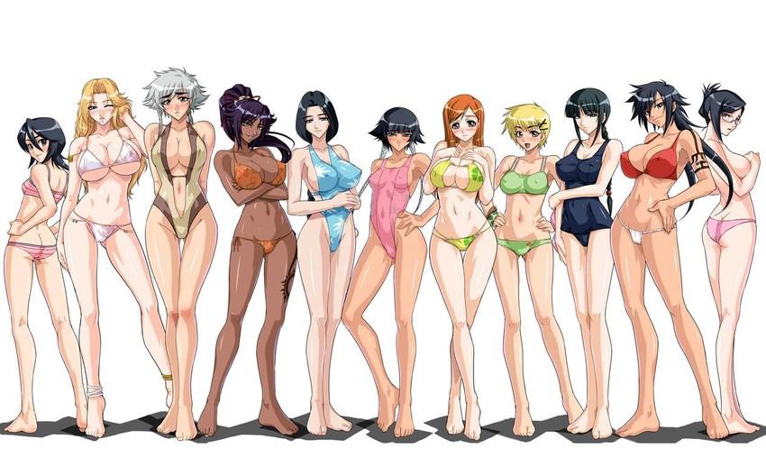 Orihime Swimsuit
