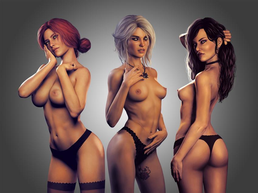 Witcher 3 porn