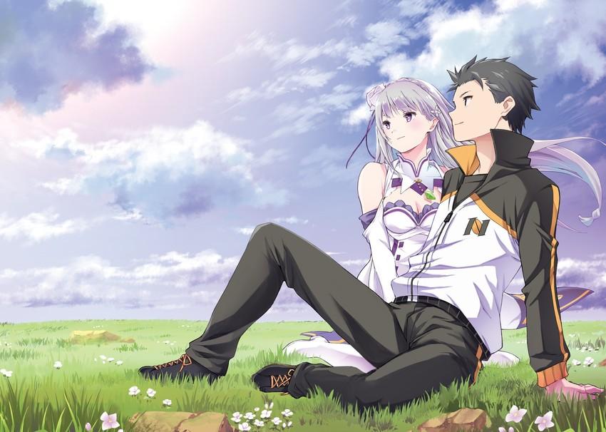 Re:Zero Kara Hajimeru Isekai Seikatsu (Re:zero − Starting