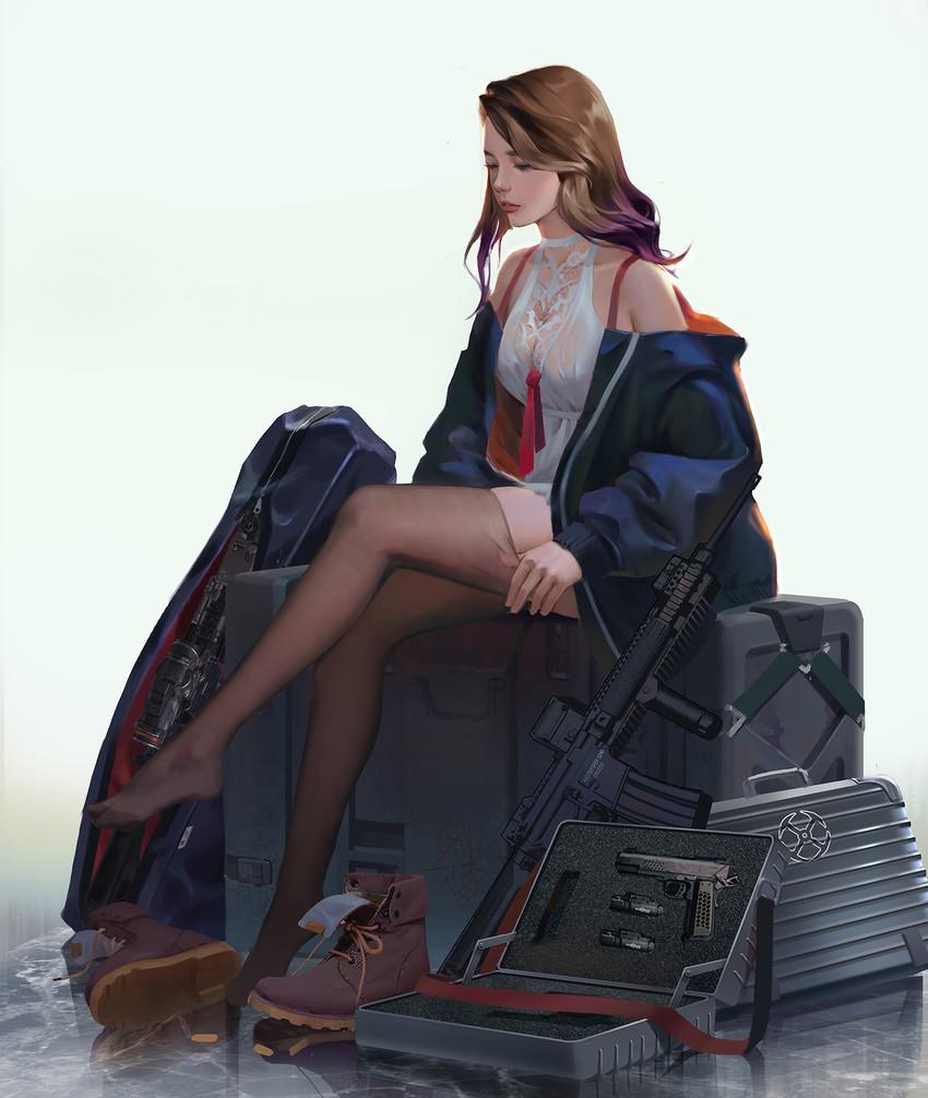 girls frontline drawn by chen hg