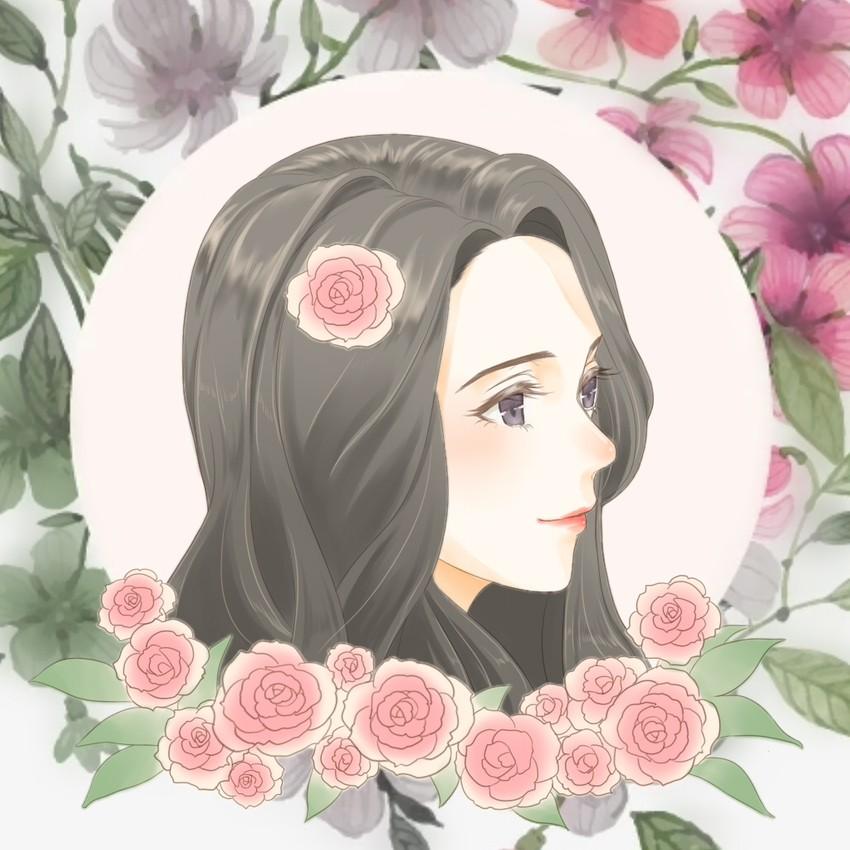 original drawn by gyokudama (niku)