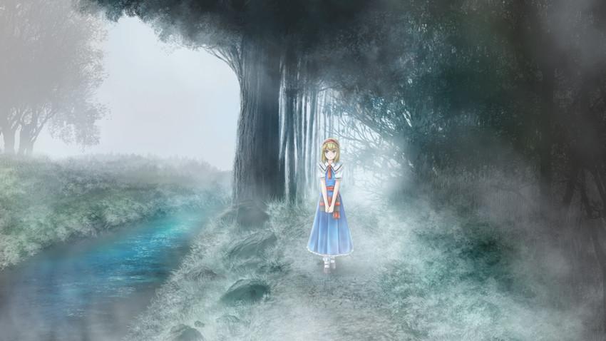 alice margatroid (touhou) drawn by aihashi i