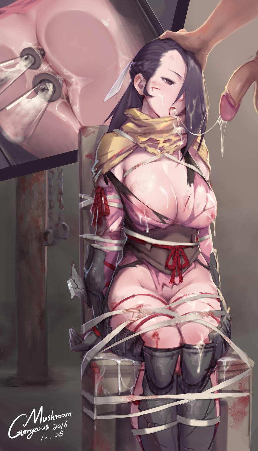 Toy bdsm bondage hentai