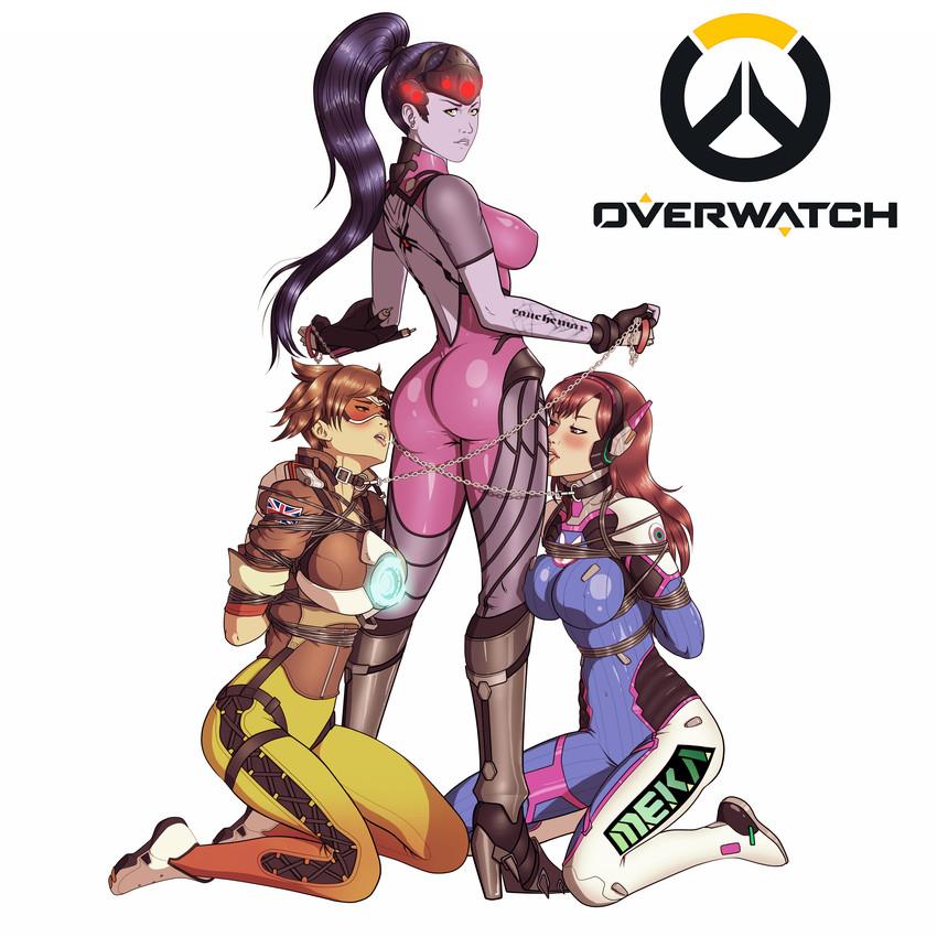 Overwatch бдсм