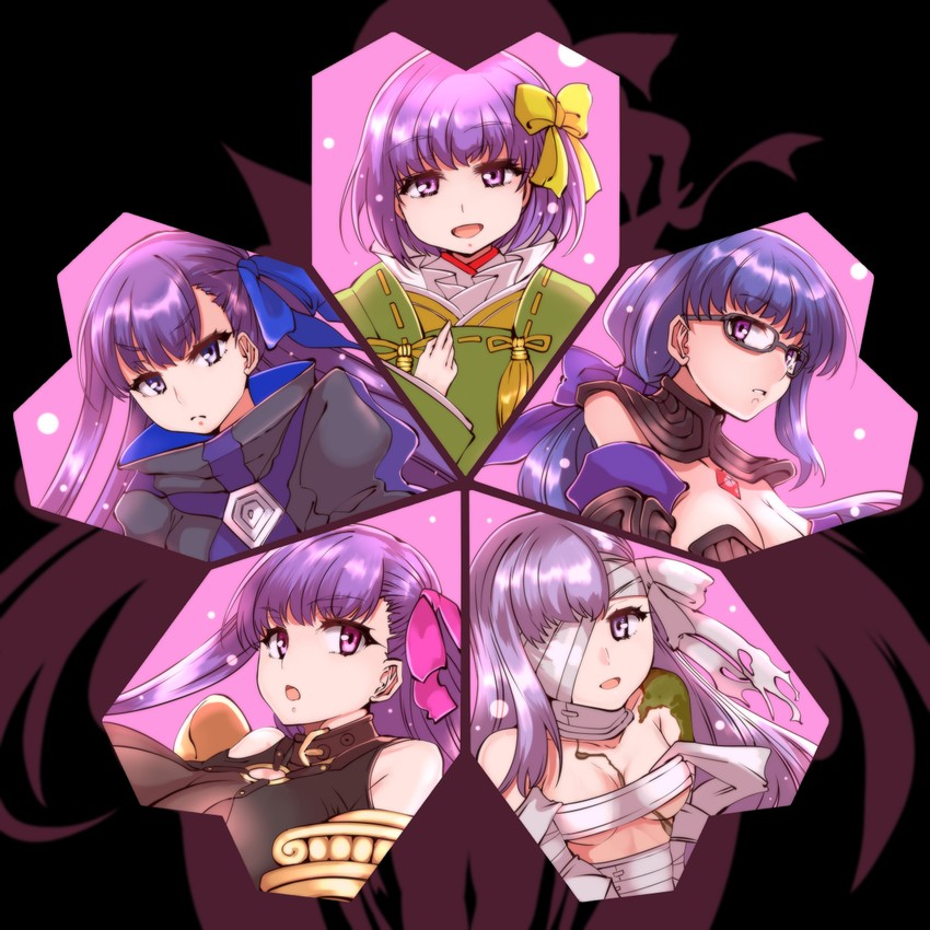 Matou Sakura Bb Meltryllis Bb Passionlip And 3 More Fate And 3 More Drawn By Grimjin Danbooru Passionlip was made using parvati, durga, and brynhildr. matou sakura bb meltryllis bb