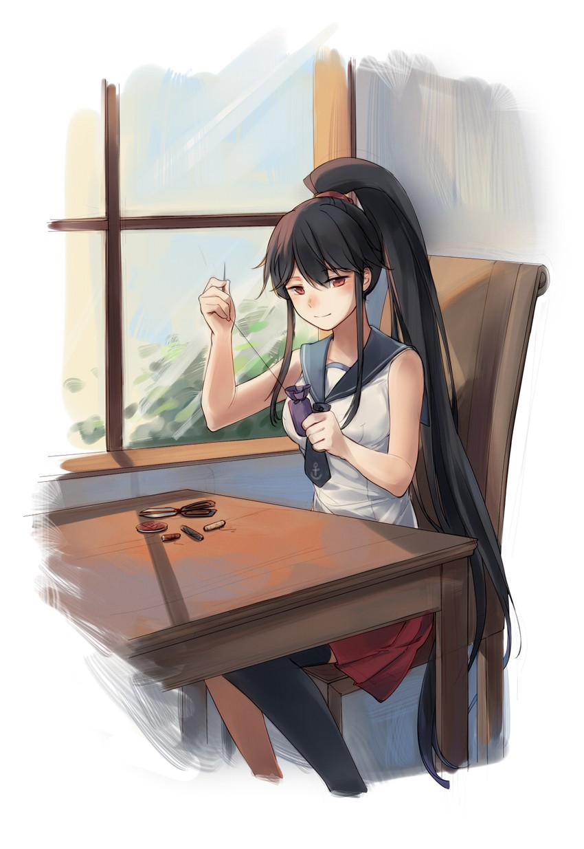 [Image: __yahagi_kantai_collection_drawn_by_york...860e16.jpg]
