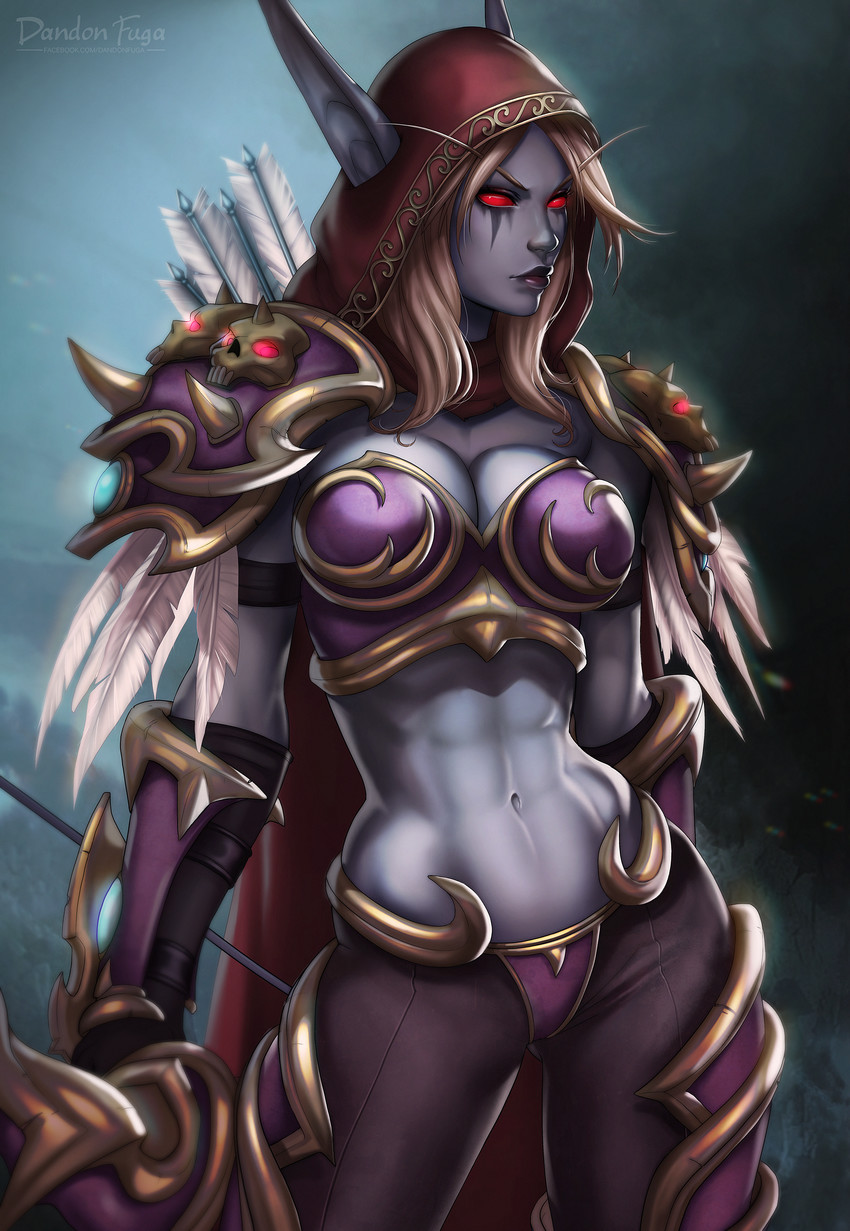 Sex lady sylvanas for wow porn image