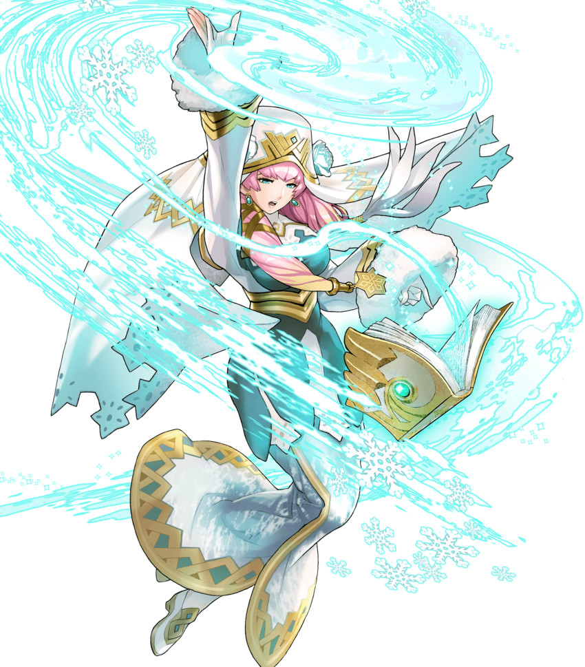 gunnthra (fire emblem and fire emblem heroes) drawn by maeshima shigeki