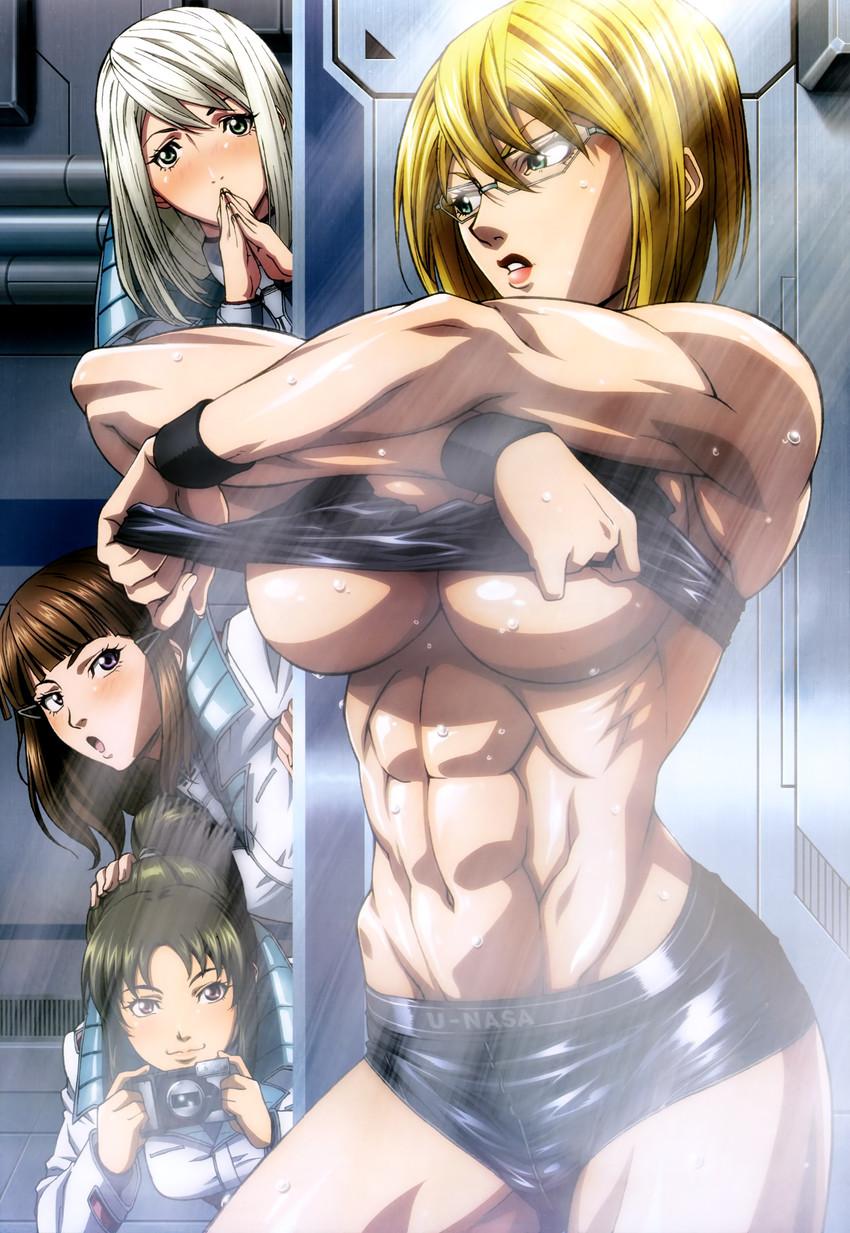 Terraformars hentai