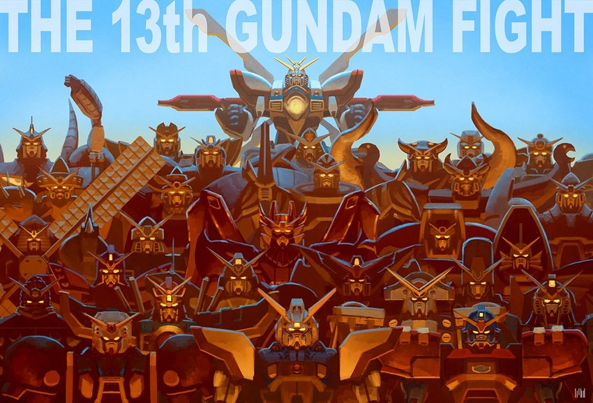 12+ Shining Hand Gundam Image Download 17