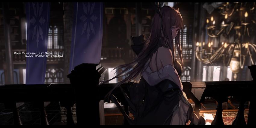pixiv fantasia last saga and etc drawn by swd3e2
