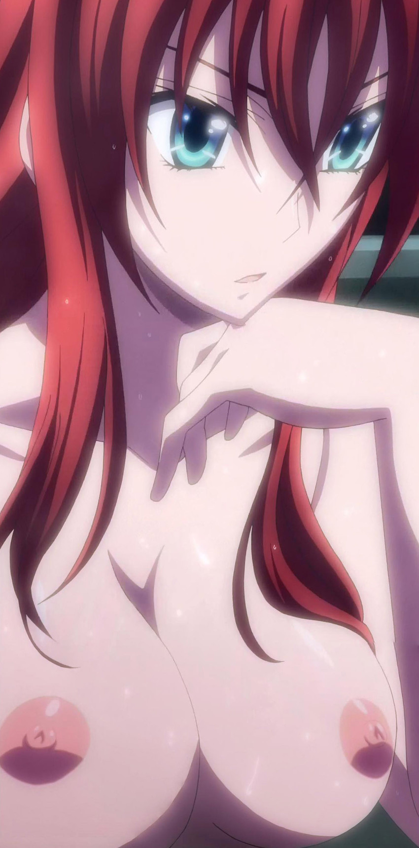 Rias Gremory Nude