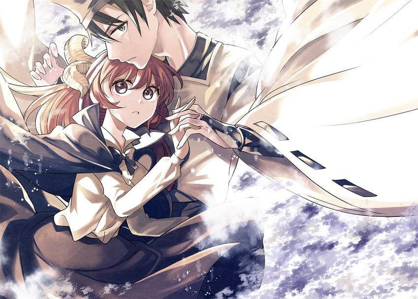 shingyoku and shingyoku (touhou and touhou (pc-98)) drawn by katayama kei