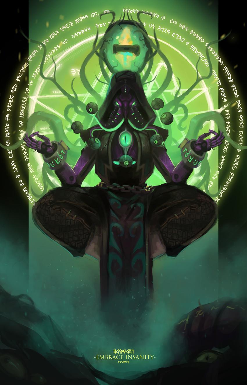 cultist zenyatta and zenyatta (cthulhu mythos and ...