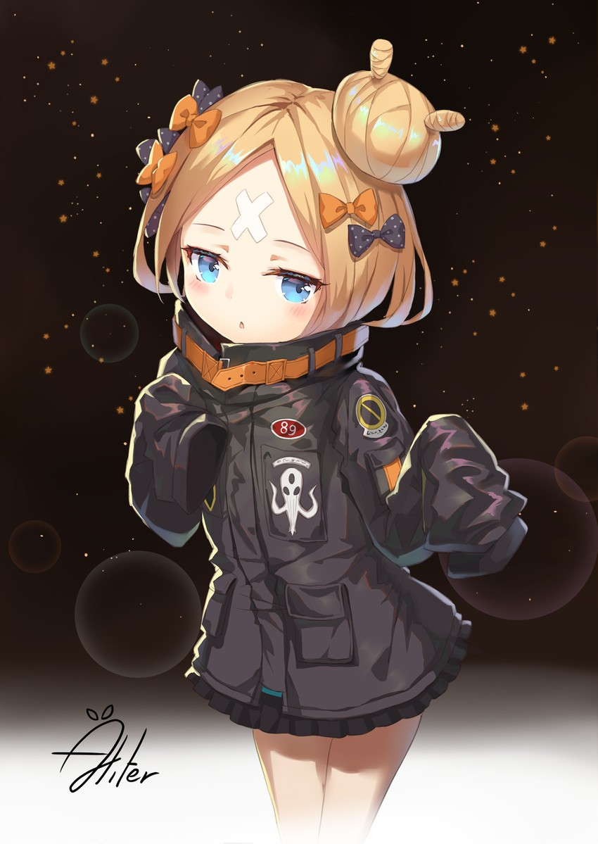 abigail williams (fate/grand order and etc) drawn by aliter