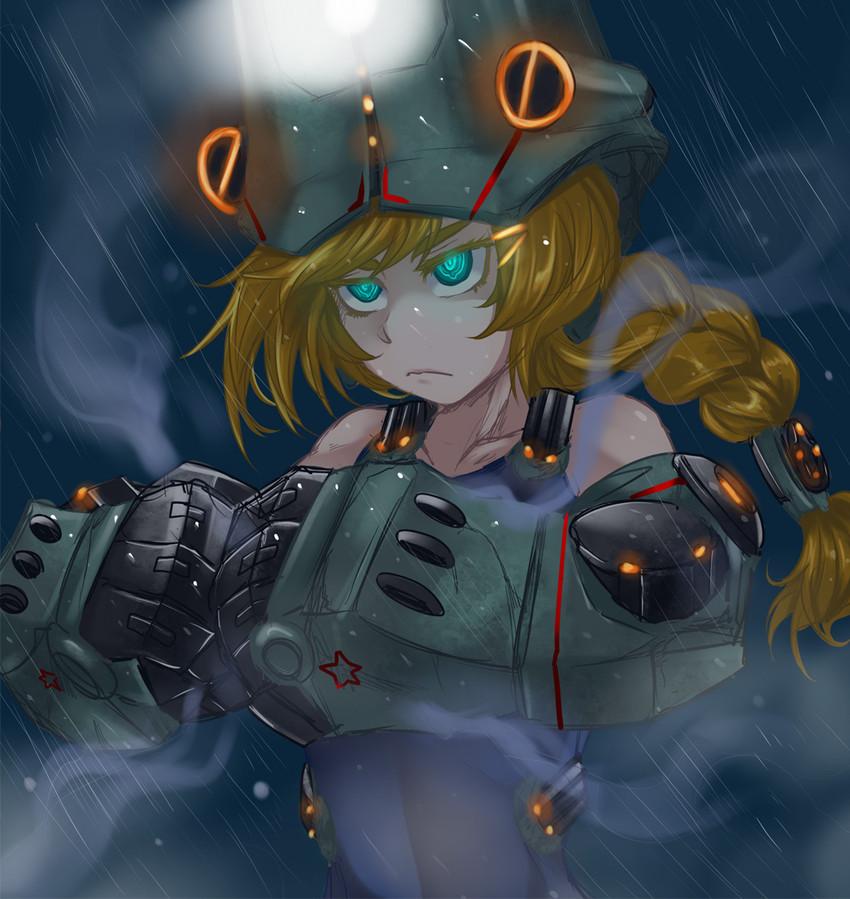 cherno alpha (pacific rim) drawn by dos (artist) - Danbooru Pacific Rim Cherno Alpha Anime