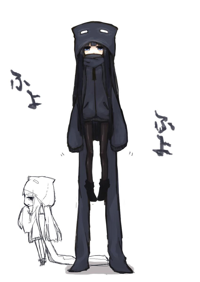 картинки майникрафт аниме эндермэн