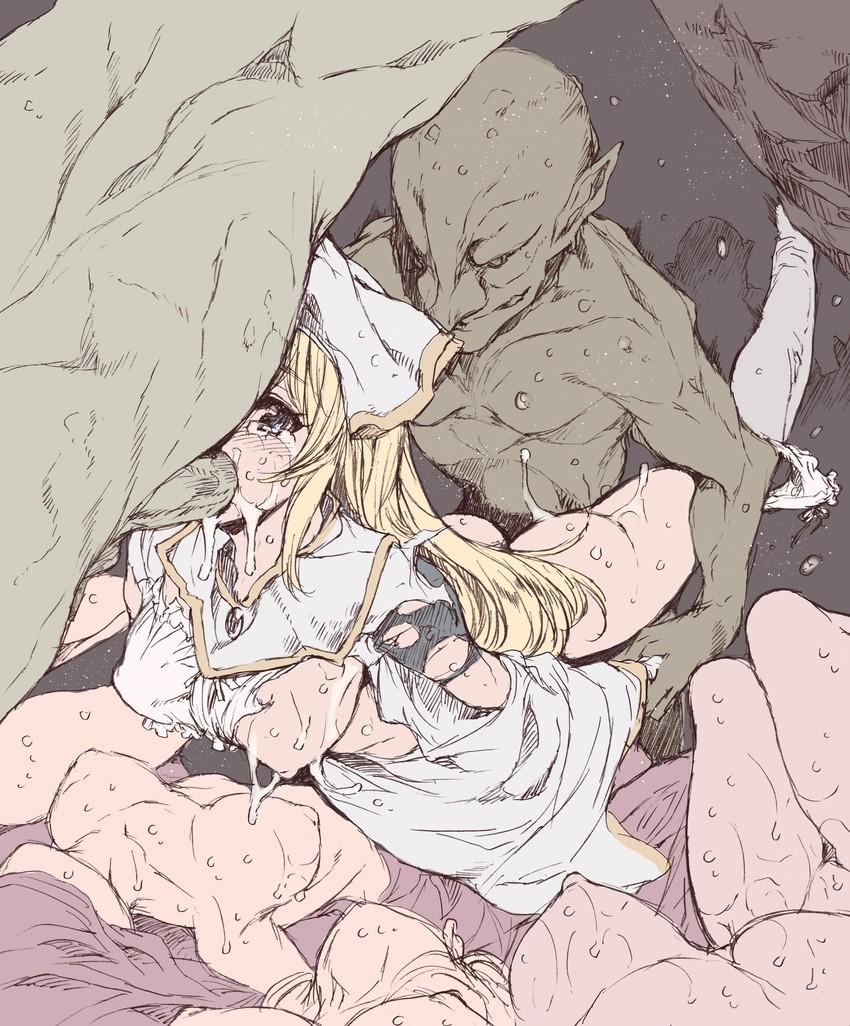 priestess (goblin slayer!) drawn by yuiganaoha