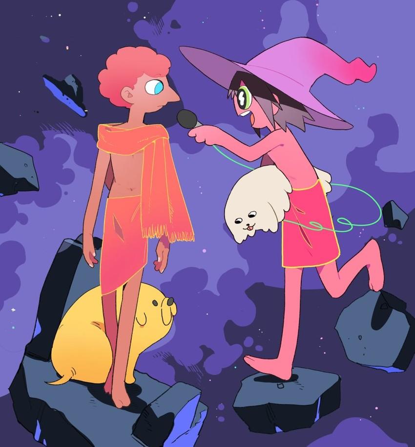 Prismo Adventure Time