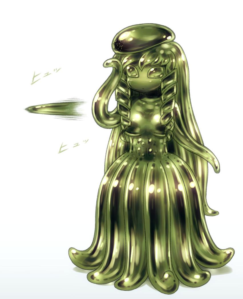 hong meiling (touhou) drawn by shirosato
