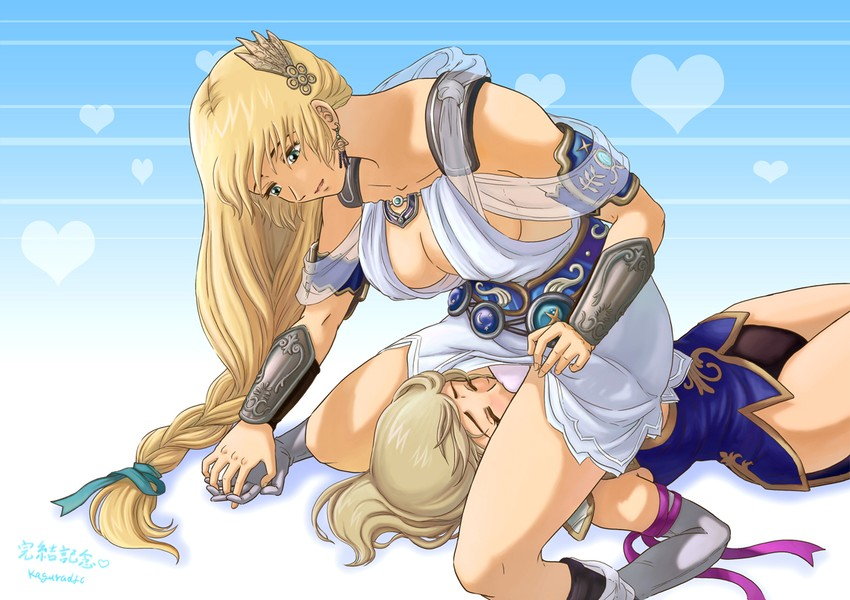 sophitia sexy and naked