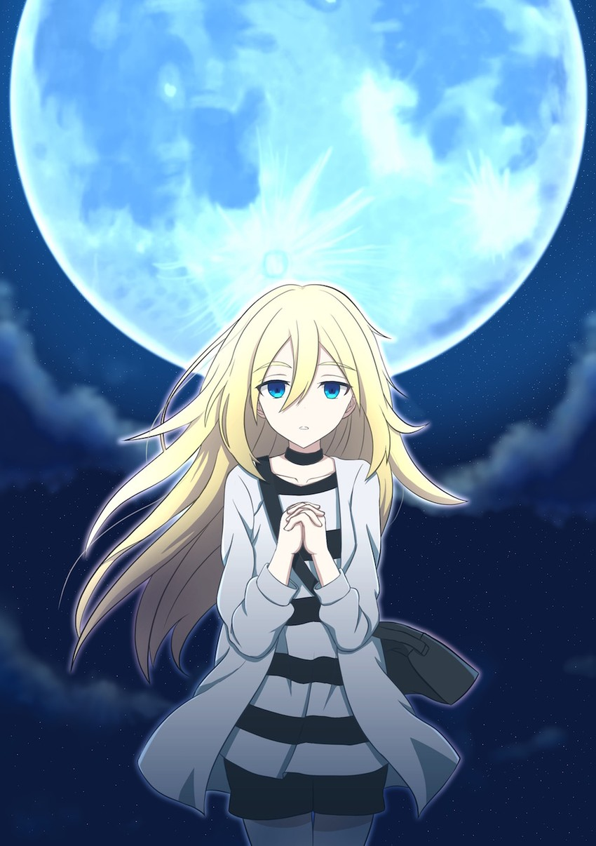 Angel Of Death Anime