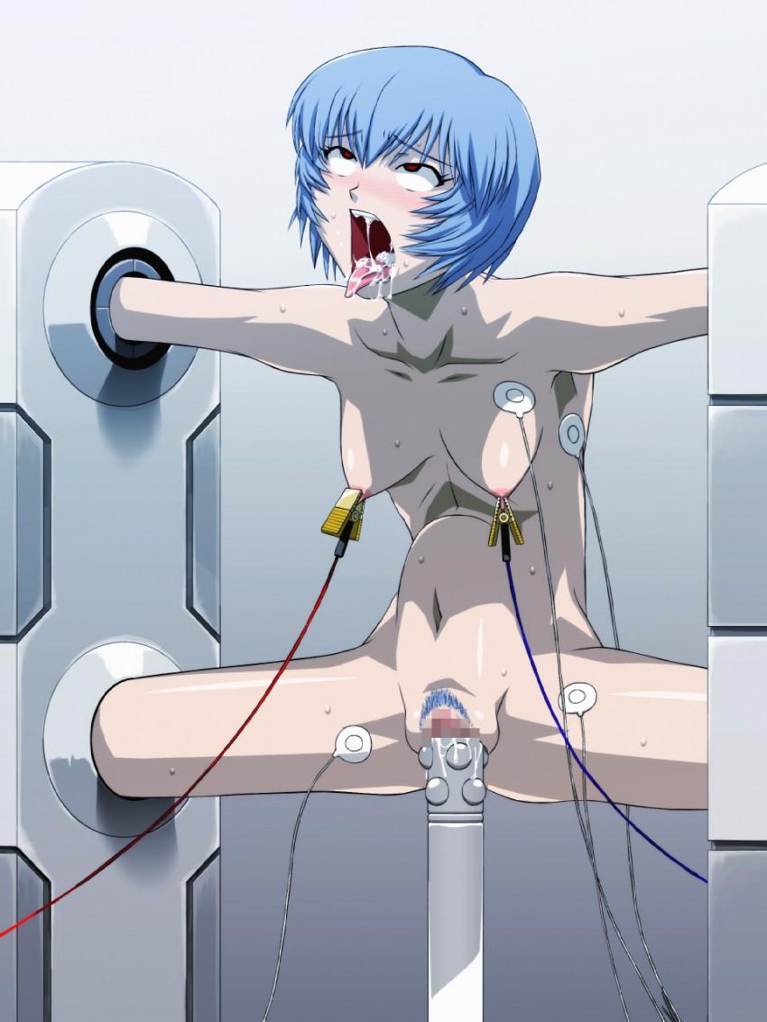 Nackt evangelion ayanami Rei Ayanami