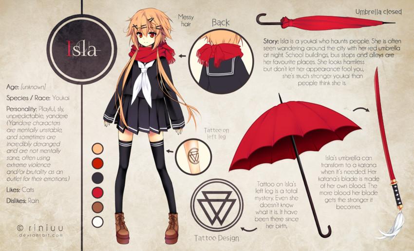 Персонаж в дизайне