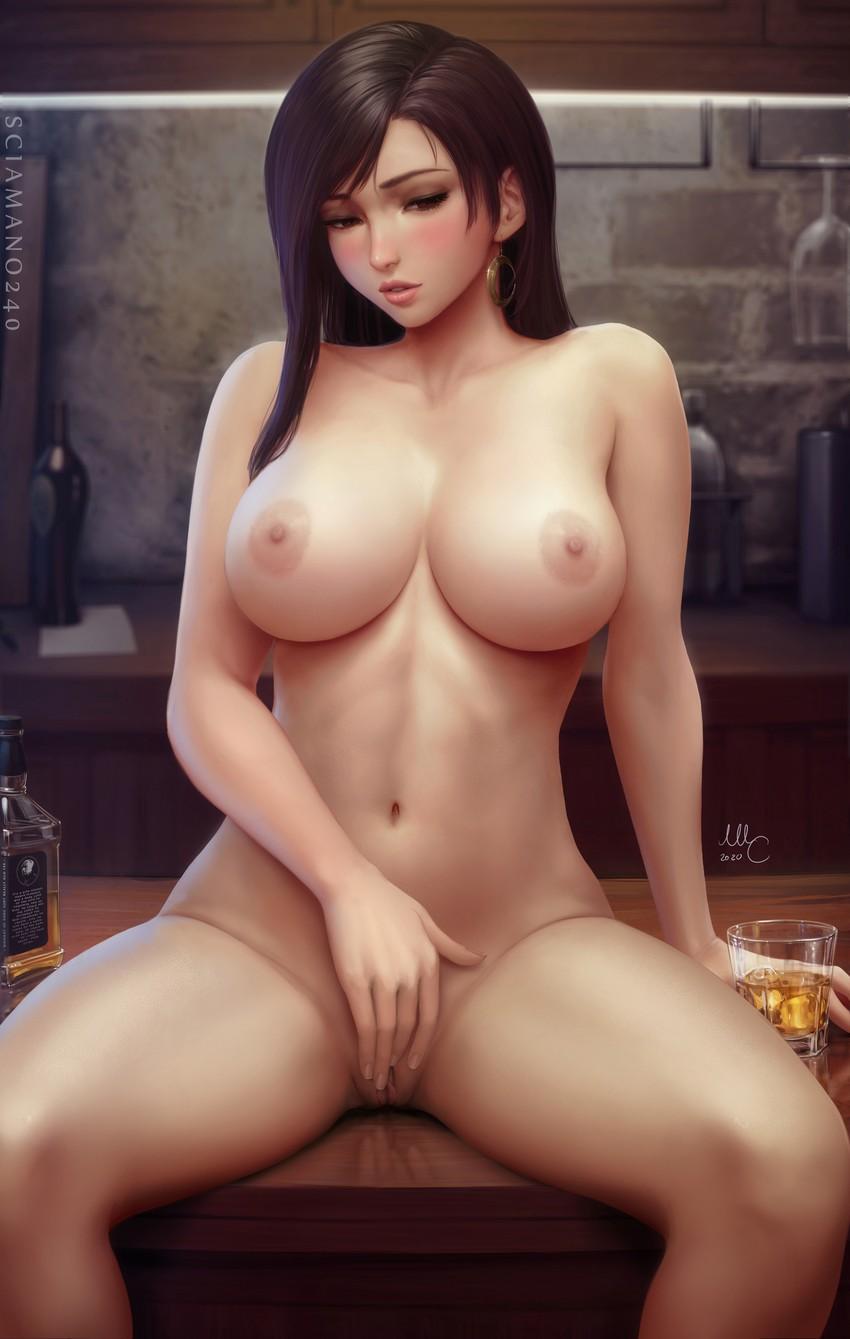 Tifa Lockhart Hot