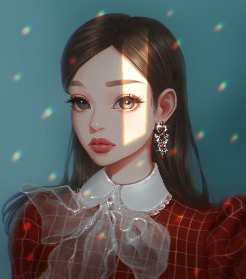 original drawn by rena illusion