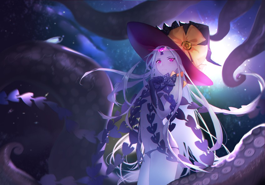 abigail williams (fate/grand order and etc) drawn by mifachu (1064317697)