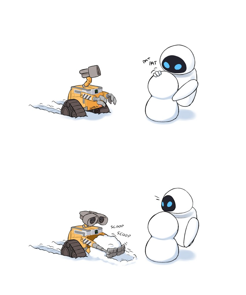 Image du jour - Page 8 __wall_e_and_eve_wall_e_drawn_by_roviahc__sample-e5960251d4fb78ea79550bef31663769