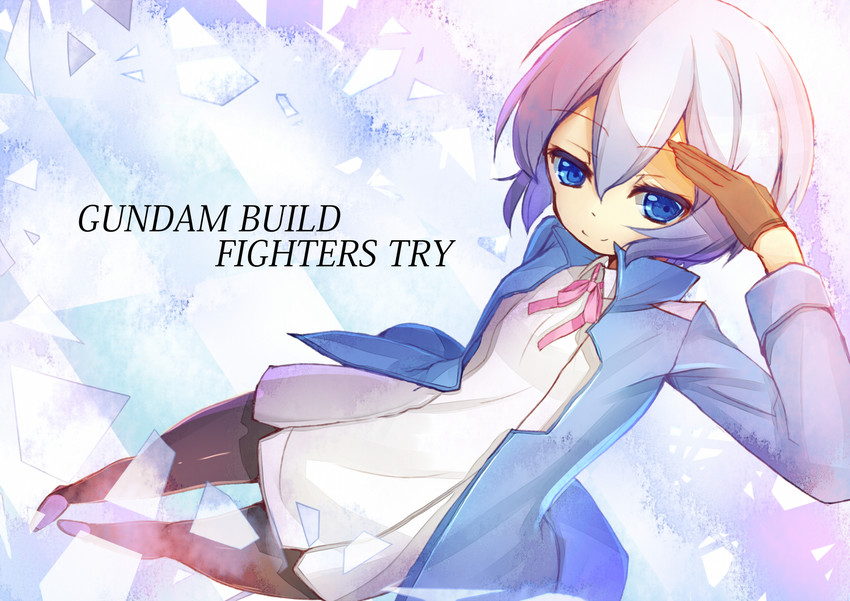 Kijima shia gundam gundam build fighters and gundam for Domon kasshu build fighters try